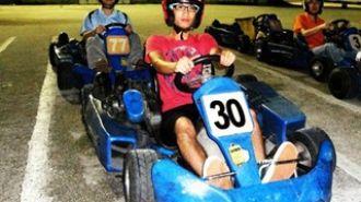 關島美式賽車 Go-Kart
