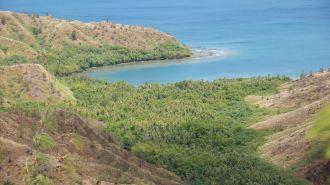關島色堤灣瞭望台 Cetti Bay Overlook