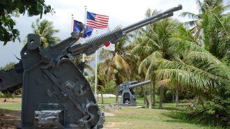 關島太平洋戰爭國家歷史公園 War in the Pacific National Historical Park