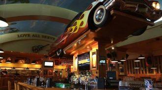 關島硬石餐廳 Hard Rock Cafe