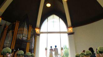 關島水之交響曲教堂  Aqua Symphony Chapel
