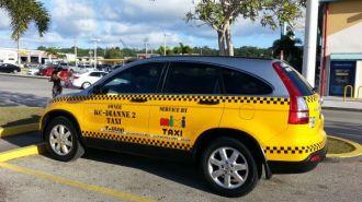 關島計程車 Taxi