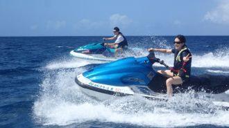關島外海水上摩托車 Jet Ski