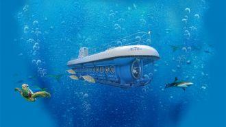 關島亞特蘭提斯號潛水艇 Atlantis Submarine Guam