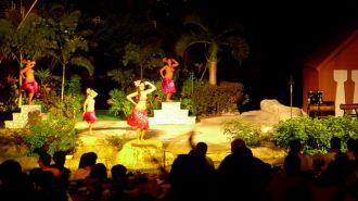關島太平洋島嶼渡假村晚餐秀 Pacific Fantasies Dinner Show