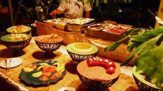 關島希爾頓飯店晚餐秀 Tropics BBQ