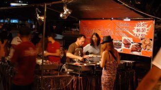 關島查莫洛夜市 Chamorro Night Market