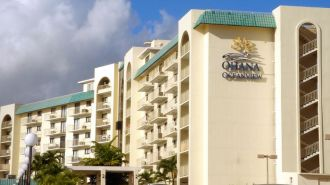 關島海景飯店 Oceanview Hotel Guam