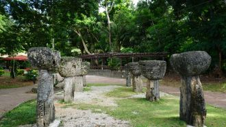 關島拉堤石公園 Latte Stone Park