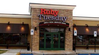 關島露比星期二美式餐廳 Ruby Tuesday