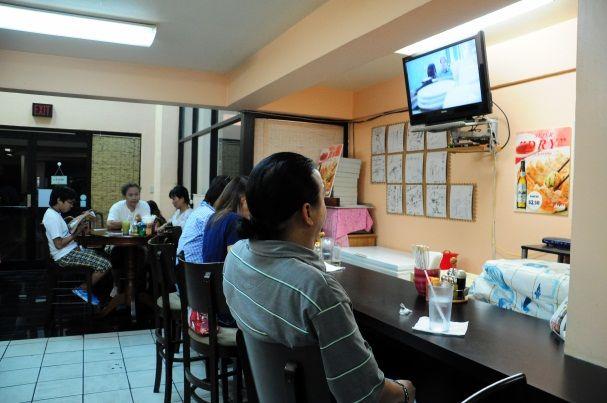 麵喰亭與其他連鎖的拉麵店很不一樣,嚴謹細緻是阿物對這間店的結論。