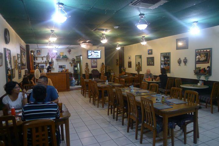 從第一次吃到蘇芬,這裡已經變成阿物每次到關島必訪餐廳之一了。