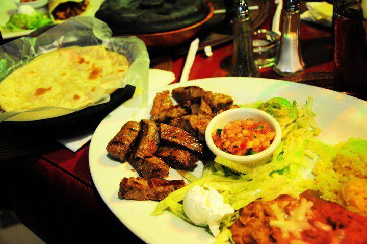 傳統且道地的墨西哥菜料理手法,深受當地人喜愛。