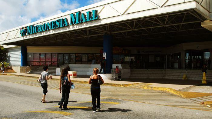 有關島最好逛名號之稱的Micronesia Mall。