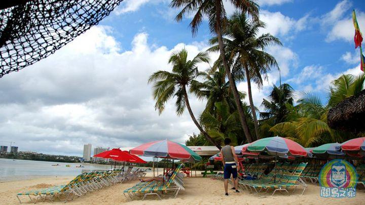 擁有關島最豐富水上活動的俱樂部。