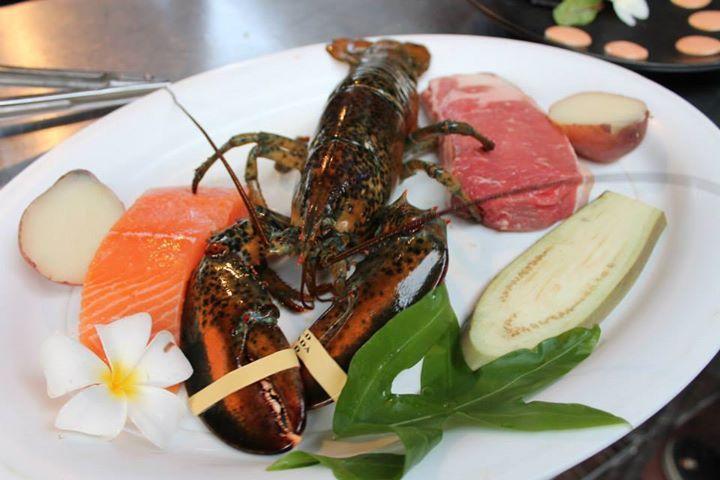 如果想吃到爽,阿物推薦吃海陸套餐(88美元)。