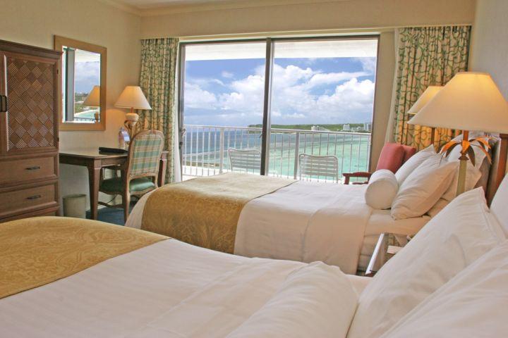 飯店房間整潔度維持得很好。