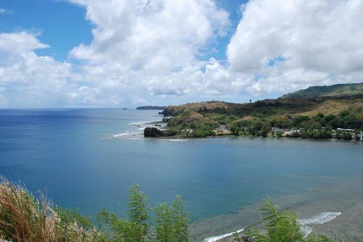 關島南部視野最棒的點之一。