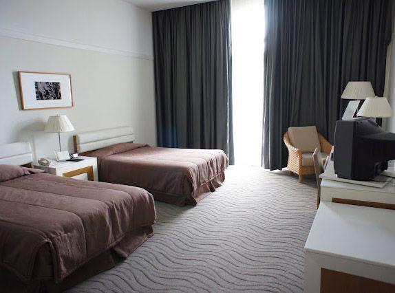 房間走簡單溫暖設計,空間充裕。
