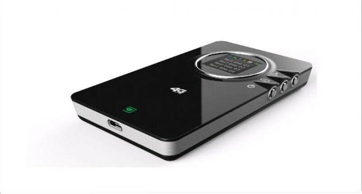 租一台行動上網分享器最多可以提供十個設備同時上網。