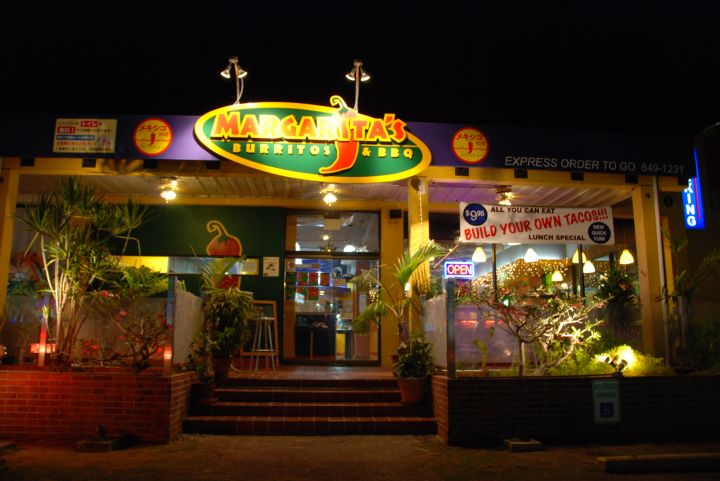 瑪格麗特墨西哥料理是關島少有的墨西哥料理餐廳。