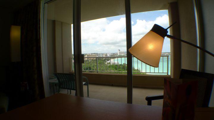 灣景視野加上大陽台有夠棒的。