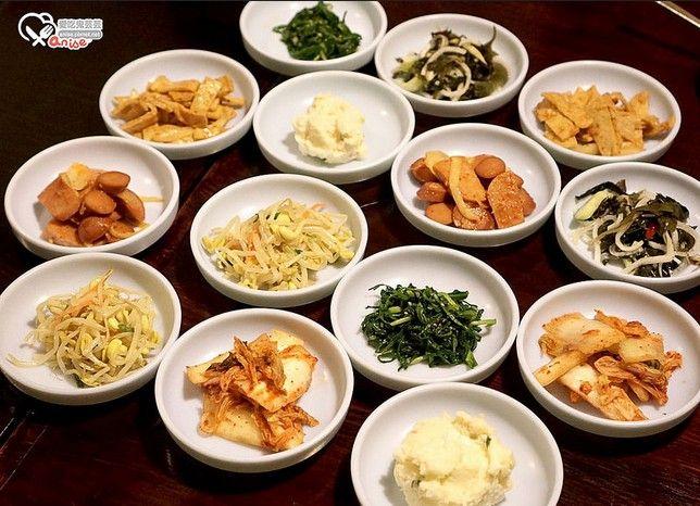 開胃小菜相當可口。(圖片來源/愛吃鬼芸芸提供)