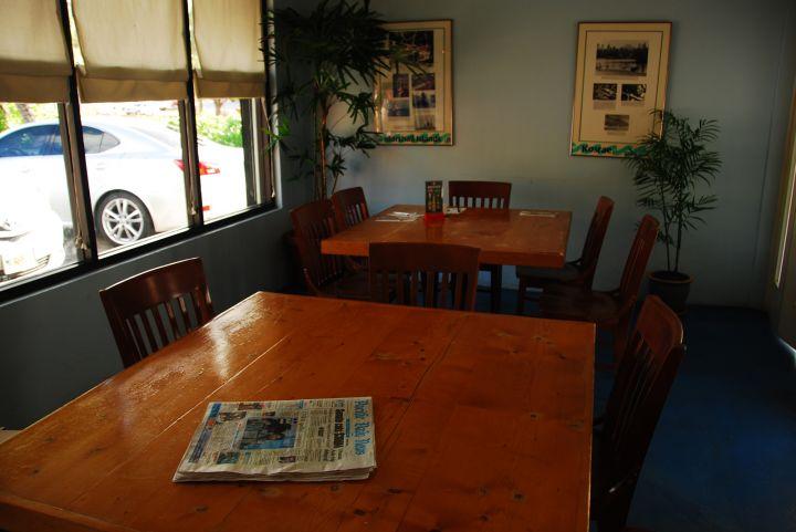 餐廳內部。