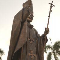 關島教宗紀念碑