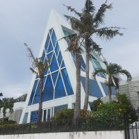 關島幸福藍星教堂