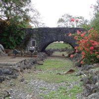 關島聖安東尼橋 & 美人魚像