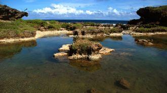 關島伊納拉漢天然池 Inarajan Natural Pool