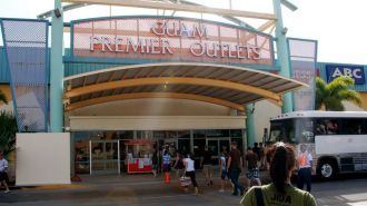 關島暢貨中心 Guam Premier Outlet (GPO)