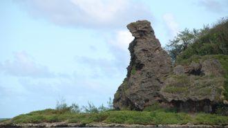 關島熊岩 Bear Rock