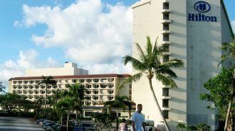 關島希爾頓飯店 Hilton Guam Resort & Spa