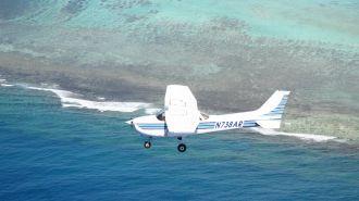 關島體驗飛行(開飛機) Intro Flight