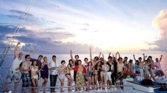 關島美人魚公主號包船 Princess Guam & Alii Nui