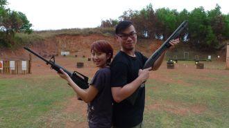 關島實彈射擊 Shooting Range