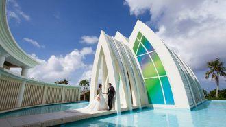 關島聖拉古娜教堂(彩虹教堂) S.T Laguna Chapel