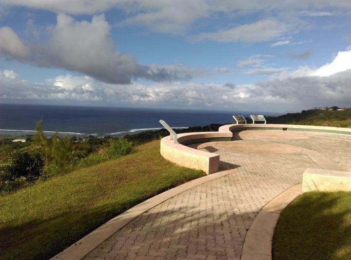 亞森瞭望台是國家公園納入的最新景點。
