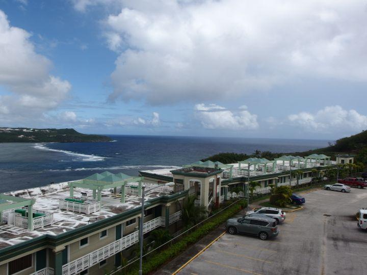 貝果灣是關島東部最大且最美的海灣。