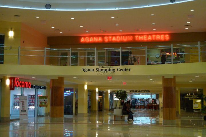 商場設定的就是當地人市場。