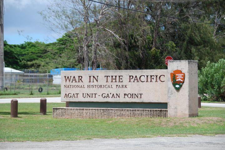 透過太平洋戰爭國家歷史公園,我們將走過二戰與關島的歷史點滴。