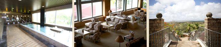 里奧皇宮渡假村俱樂部會館內部。