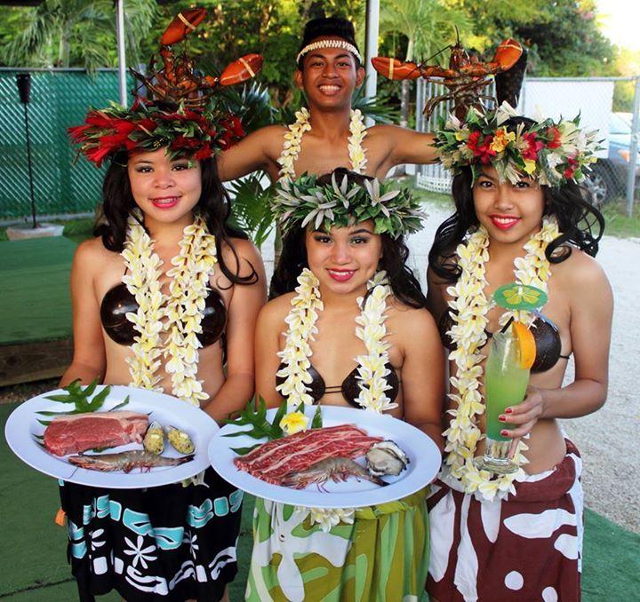 餐點口味與食材新鮮度皆屬中上,還有充滿歡樂氣氛的查莫洛舞蹈秀。