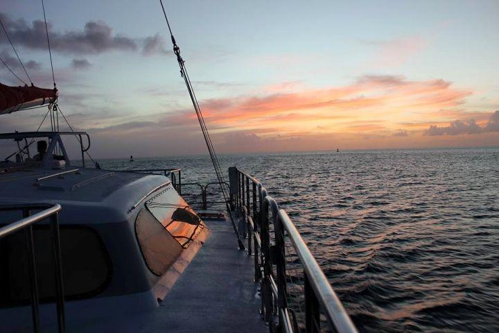美人魚公主號出海行程不論親子或情侶都很適合。