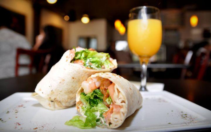 餐廳濃濃的在地特色,加上新鮮的在地食材。
