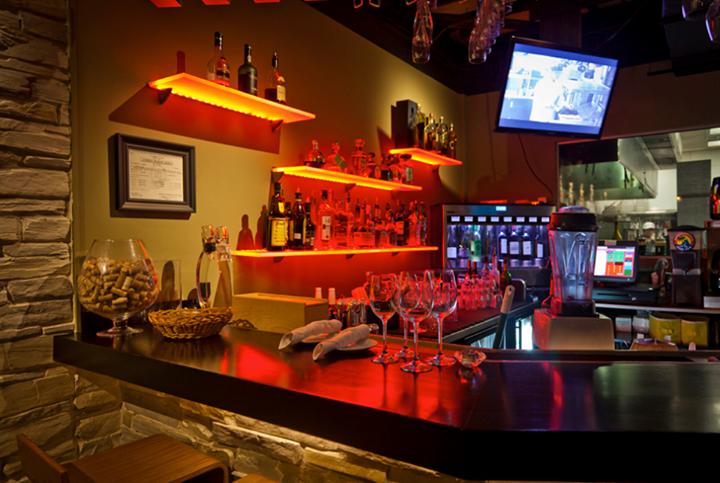 Table35既然稱作酒吧當然有提供酒精飲料。