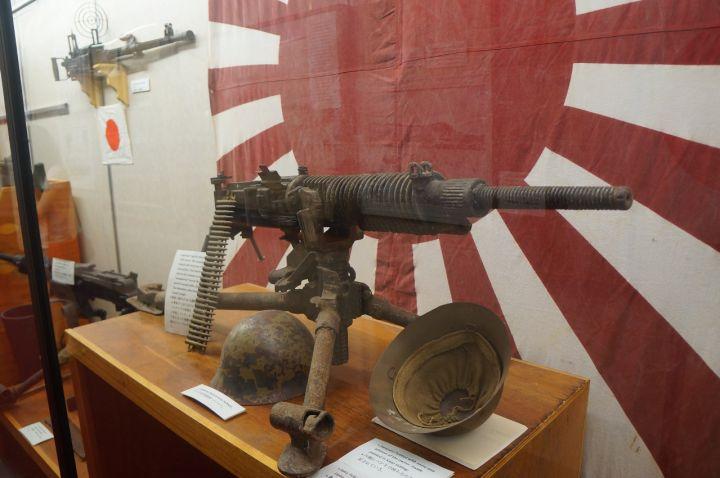 對於遙遠二戰想了解更多真實物件的你,別錯過太平洋戰爭博物館。