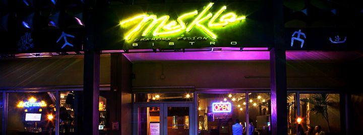 知名查莫洛菜系主廚的店 Meskla Bistro。